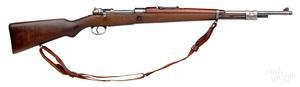Belgian FN Herstal Columbia Mauser rifle