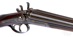 Jacob Sackreuter, Frankfort double rifle