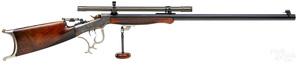 Marlin Ballard Jersey City Pope rifle