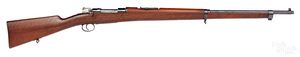 Mauser Chileno model 1895 bolt action rifle