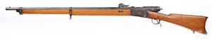 Swiss Vetterli model 1878 bolt action rifle