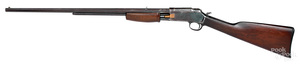 Colt Lightning slide action rifle