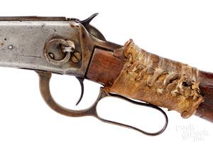 Winchester model 1894 saddle ring carbine