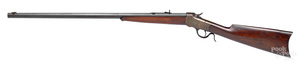 Winchester model 1885 falling block low wall rifle