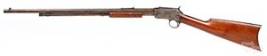 Winchester model 1890 pump action rifle