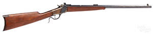 Winchester model 1885 single shot rifle