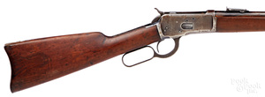 Winchester model 1892 saddle ring carbine