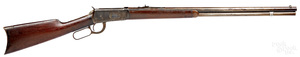 Winchester model 1894 lever action rifle