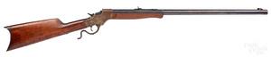 Stevens falling block single shot rifle