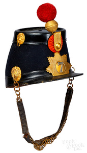 French 7th Regiment kepi