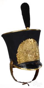 American bell shako
