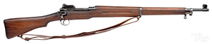US Winchester model 1917 bolt action rifle