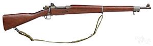 US Remington model 1903-A3 bolt action rifle