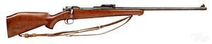 Rock Island model 1903 Sporterized rifle