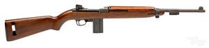US M1 carbine Saginaw