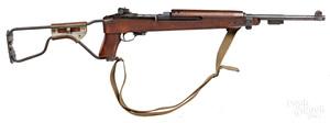 Correct Inland M1 paratrooper carbine