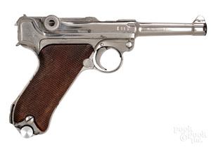 DWM German luger semi-automatic pistol