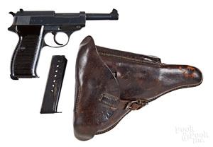 German P-38 Spreeworks CYQ semi-automatic pistol