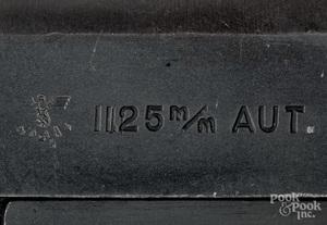 Scarce Nazi Norwegian model 1914 pistol