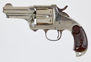 Merwin & Hulbert single action Army revolver