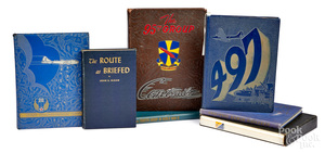 Group of WWII aviation books