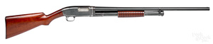 Winchester model 1912 pump action shotgun