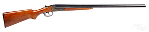 Stevens model 311 double barrel shotgun
