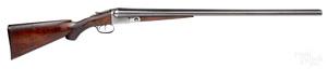 Parker Bros. Vulcan double barrel shotgun