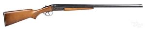 Stevens model 311 series H double barrel shotgun