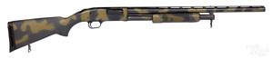 Mossberg model 500A pump action shotgun