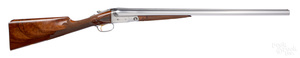 Japanese Parker by Winchester double shotgun