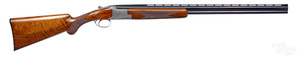 Belgian Browning superposed double barrel shotgun