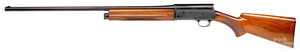Belgian Browning model A5 semi-automatic shotgun