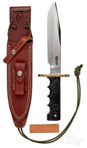 Randall model 14 Attack sheath knife