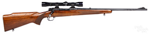 Winchester model 70 Featherweight bolt rifle