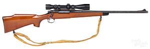 Remington model 700 BDL bolt action rifle