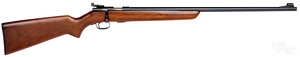 Winchester model 69A clip fed bolt action rifle