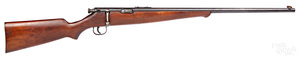 Savage Arms bolt action clip fed rifle