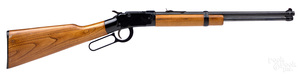Ithaca model 49 lever action single shot carbine