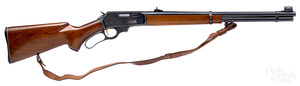 Marlin model 336 lever action rifle