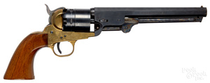 Hawes Firearms reproduction percussion revolver