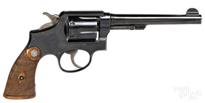 Smith & Wesson model 1905 double action revolver