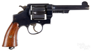 Smith & Wesson US Army model 1917 revolver