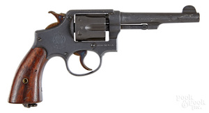 Smith & Wesson Lend Lease Victory model revolver