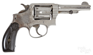 Smith & Wesson model 1905 2nd change revolver