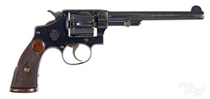 Smith & Wesson model 1903 double action revolver