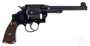 Smith & Wesson MK II 2nd model revolver