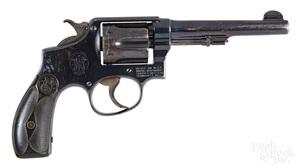 Smith & Wesson model 1905 3rd change revolver