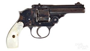 Meriden Firearms Co. double action revolver