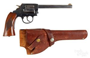 Iver Johnson Target Sealed 8 revolver
